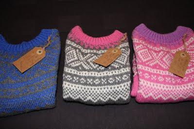 Marius-gensere i barnestørrelse
